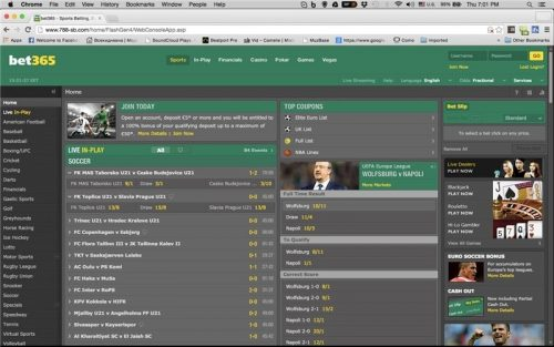 Bet365 Links